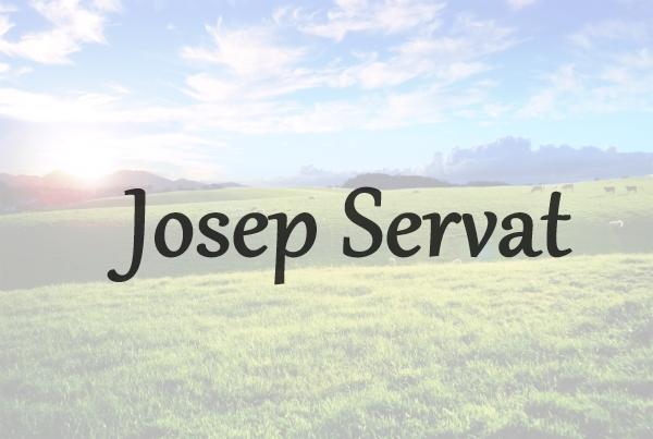 Josep Servat Capdevila. Alt Urgell